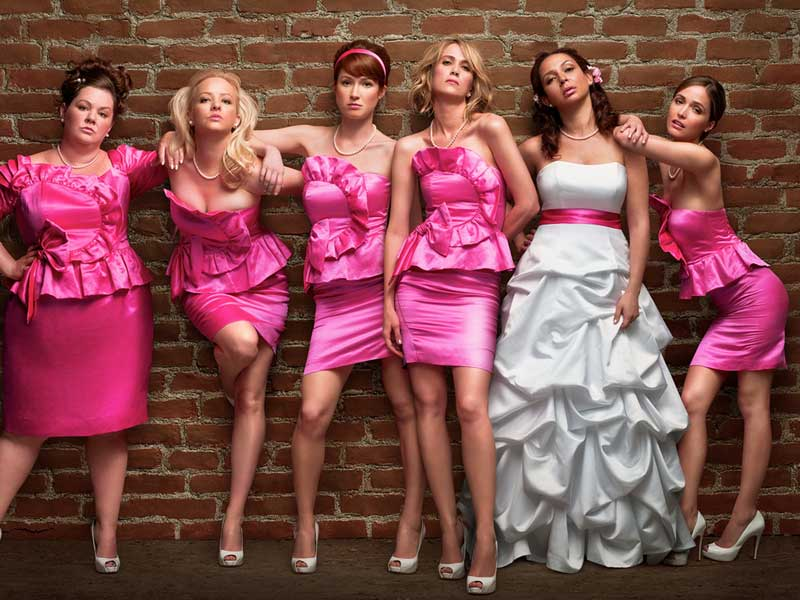 Calling all curvy bridesmaids! This one's for you …