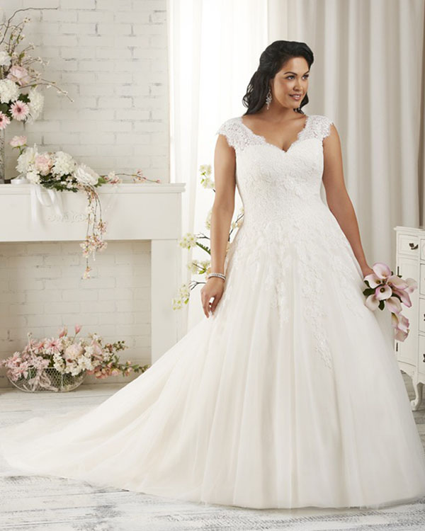 Wedding Dresses For The Mature Bride Uk: Brides With Curves, Wimborne