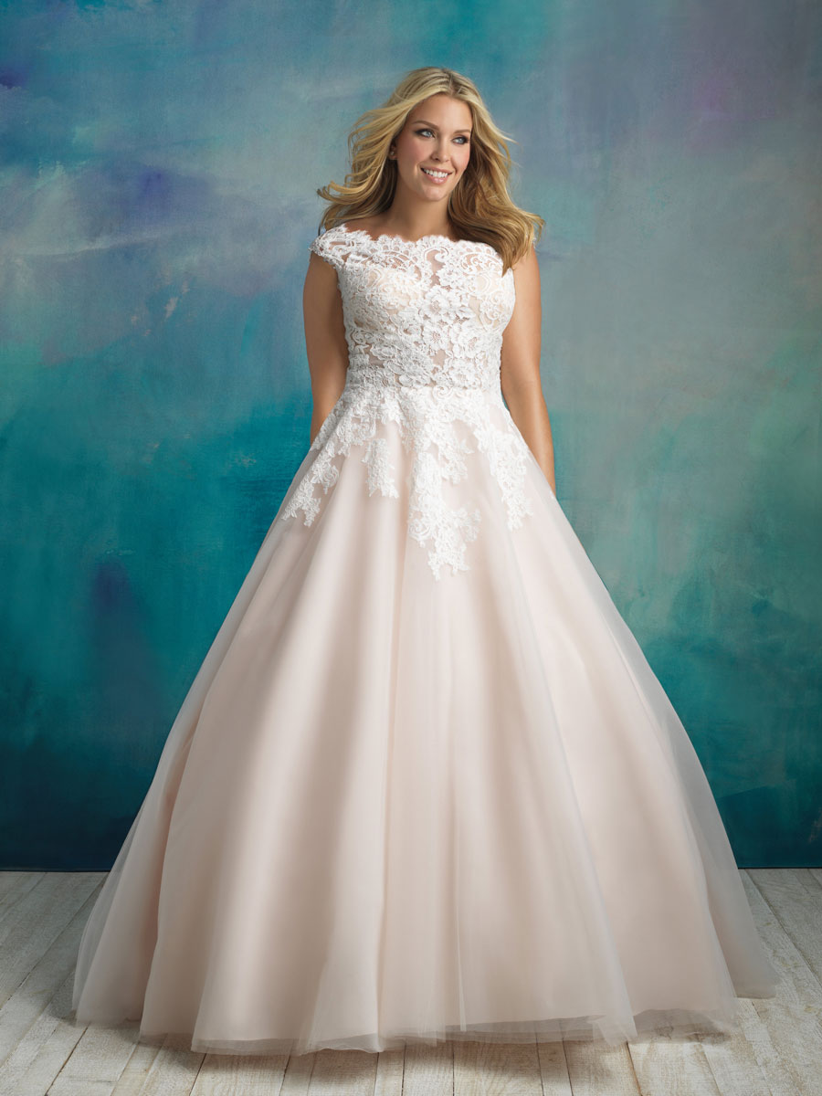 Allure Bridal Gowns from Brides with Curves, Poole, Dorset